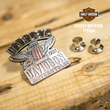 Pin Harley-Davidson® RWB#1 WINGS