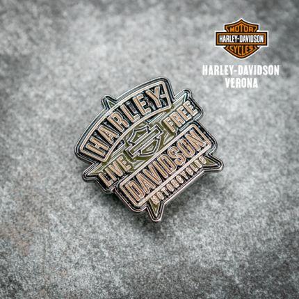 Pin Harley-Davidson® Resolute