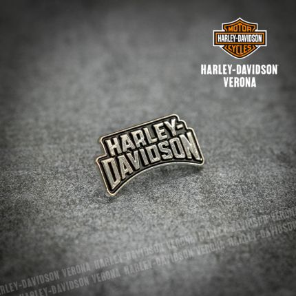 Pin Harley-Davidson® Insigna Polished Silver