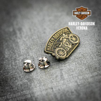 Pin Harley-Davidson® Timeline Vintage