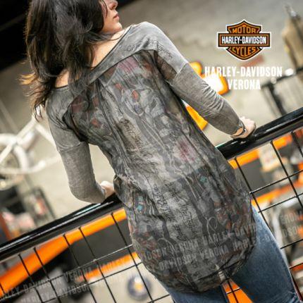 T-Shirt Rude Riders® Grey