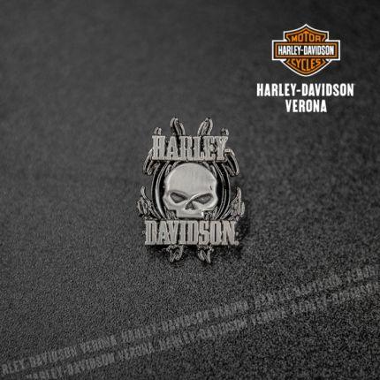 PIN HARLEY-DAVIDSON® WILLIE G SKULL