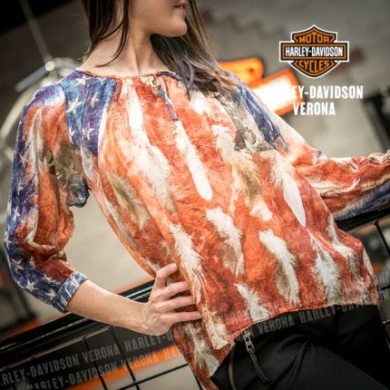 Camicia Rude Riders® AMERICAN CUSTOM Flag
