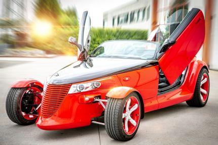 Marilyn Plymouth Prowler by H-Paradise