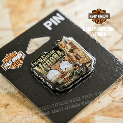 Spilla Romeo & Giulietta Harley-Davidson® Verona