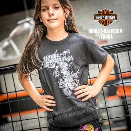 T-Shirt Harley-Davidson® Verona Smokey