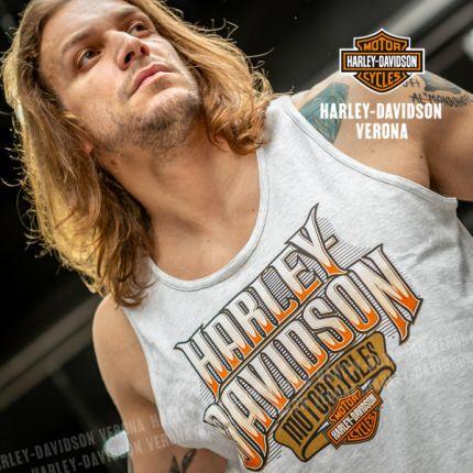 Canotta Harley-Davidson® VERONA ''Stack Name''