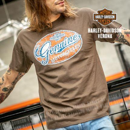 T-Shirt H-D® Verona Grunge