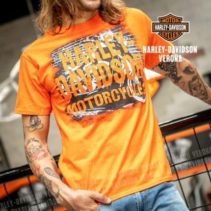 T-Shirt H-D® Verona Out Adt