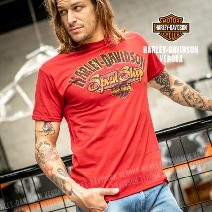 T-Shirt H-D® Verona Rod Paint
