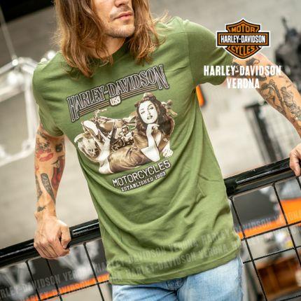 T-Shirt H-D® Verona Proud Service