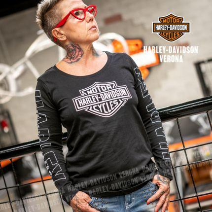 T-Shirt H-D® Verona Scoop