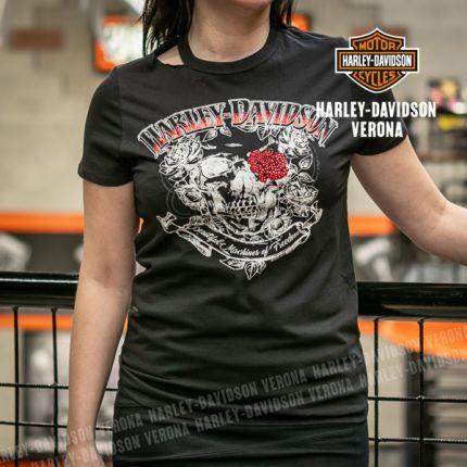 T-Shirt H-D® Verona Detached