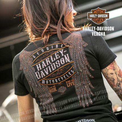T-Shirt H-D® Labelle