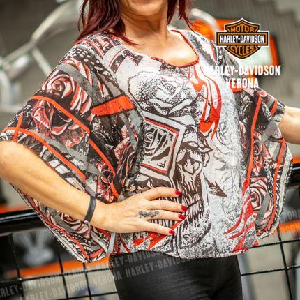 Camicia da Donna Rude RIders® ''Tokio L.A.''