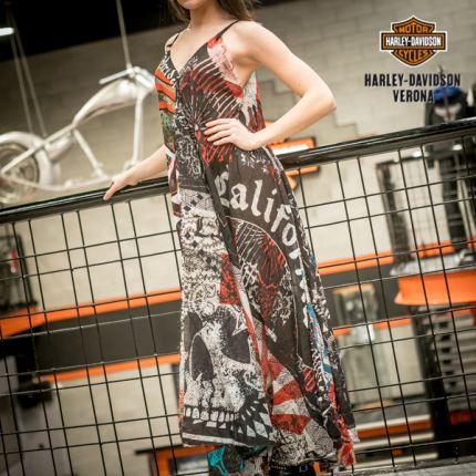 Vestito Foulars CUSTOM MODERN L.A. DRESS