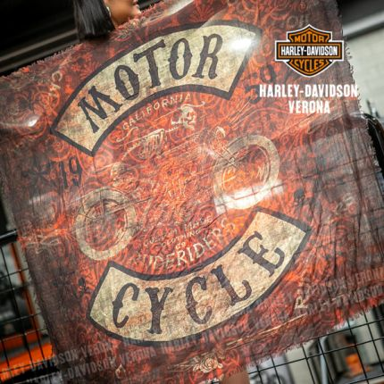 Sciarpa Rude Riders® Motorcycle Bandana