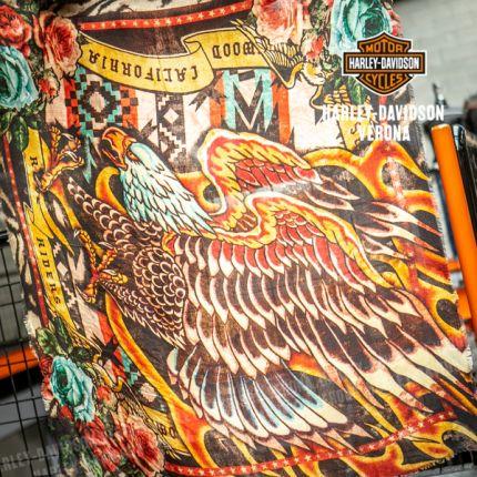 Sciarpa Rude Riders® American Eagle