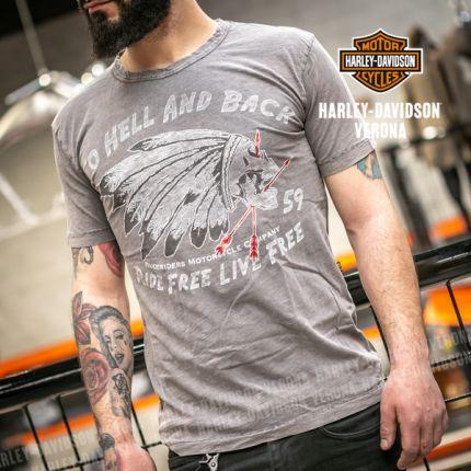 T-Shirt Rude Riders ® To Hell & B.