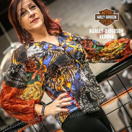 Camicia da Donna Rude Riders® Rude Motor Crew