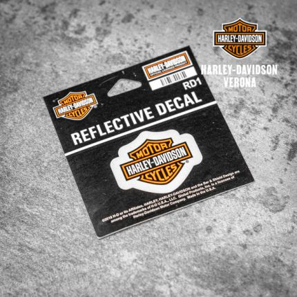 Adesivo Harley-Davidson® B&S XSM