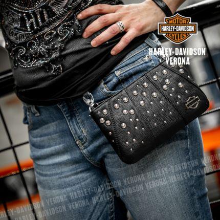 Borsetta in Pelle Harley-Davidson® W/Detach