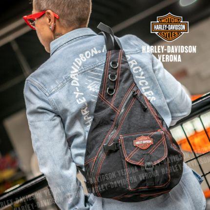 Zainetto Monospalla Harley-Davidson® Rally Sling