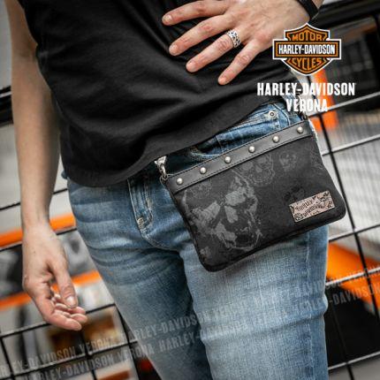 Borsetta Harley-Davidson® Skull Jacq