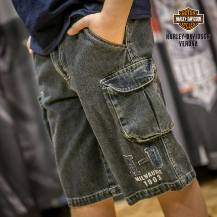 Denim Short Harley-Davidson®