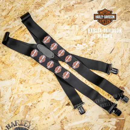 Bretelle Harley-Davidson® con logo
