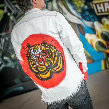 Giacca Tiger Japanese Tattoo Edizione Limitata