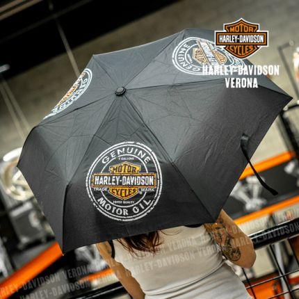Ombrello Harley-Davidson® Genuin Oil