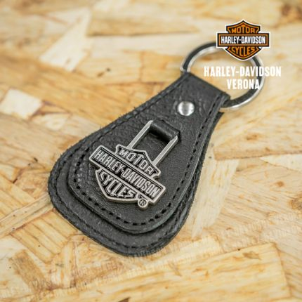 Harley-Davidson® Bar & Shield® Medallion Keychain