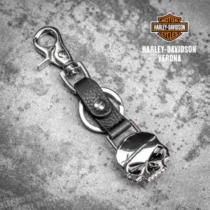 Portachiavi Harley-Davidson® Skull Bottle Opener