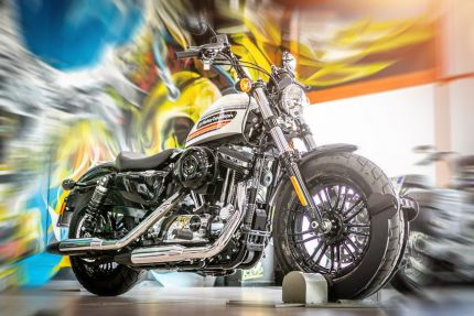FORTY-EIGHT SPECIAL 1200™ 2019 BILLIARD WHITE