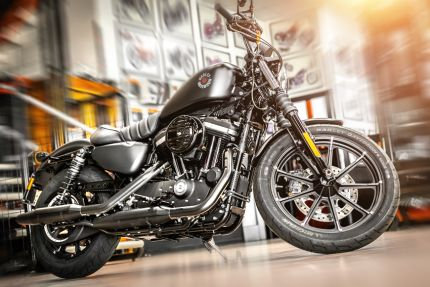XL883N SPORTSTER IRON 883™ 2020 BLACK DENIM