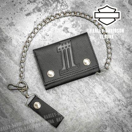 Portafoglio Harley-Davidson® # 1 Embossed