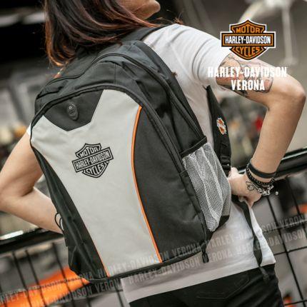 Zaino Harley-Davidson® Grigio