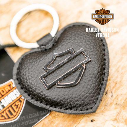 Portachiavi Harley-Davidson® a Cuoricino